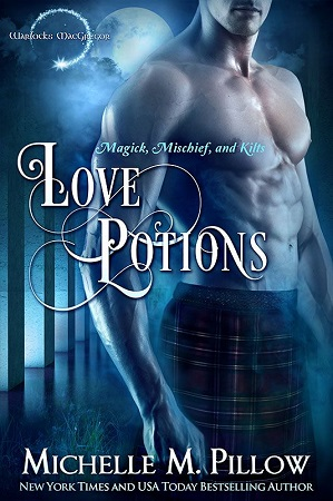 Love Potions, by Michelle M. Pillow