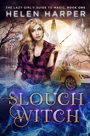 Slouch Witch, by Helen Harper