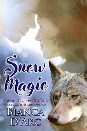 Snow Magic: Tales of the Were, by Bianca D'Arc