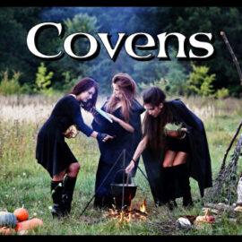 Common Courtesy–Coven Etiquette