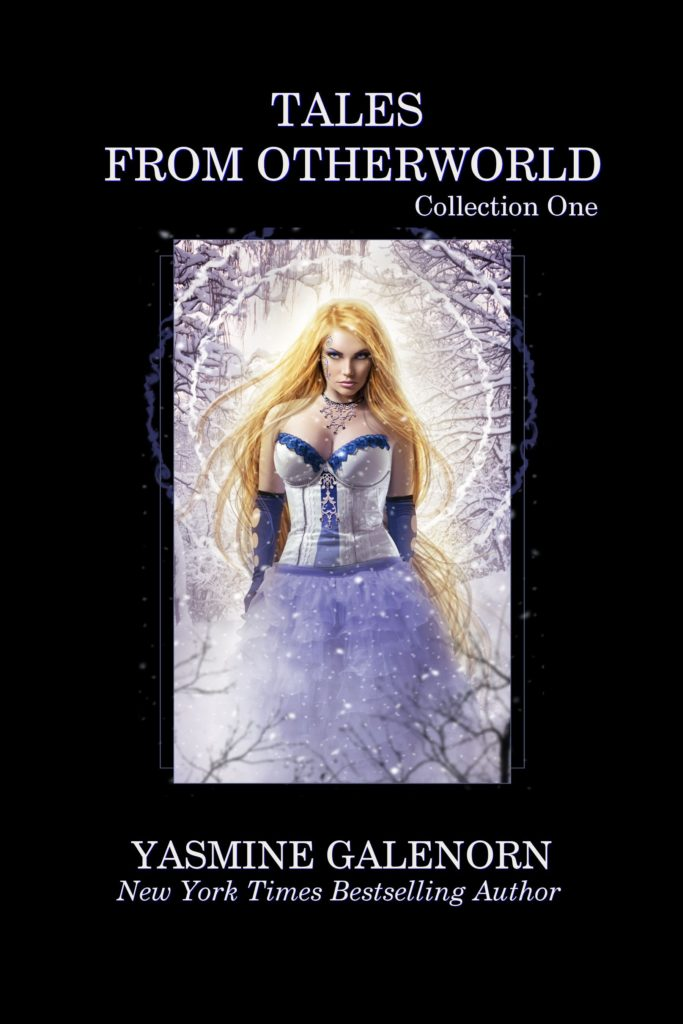 Book Cover: Tales from Otherworld: C1