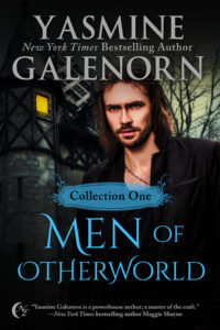 Book Cover: Men of Otherworld: C1
