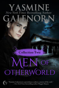 Book Cover: Men of Otherworld: C2