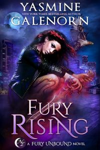 Fury Rising Cover