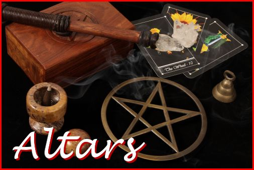 Creating A Magickal Altar