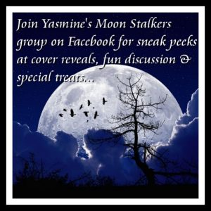 Moon Stalker Invitation