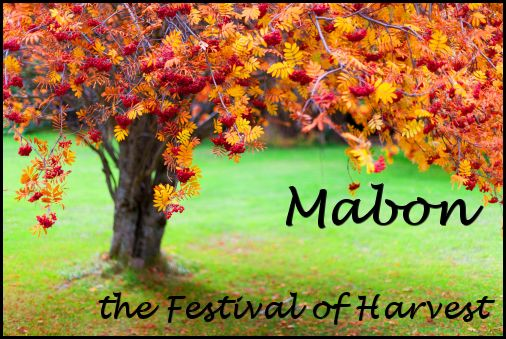 The Nature of Mabon