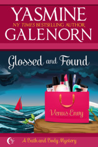 Book Cover: Glossed and Found