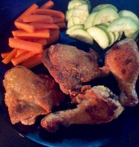 yasmine's gluten free fried chicken