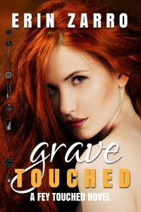 Grave Touched cover
