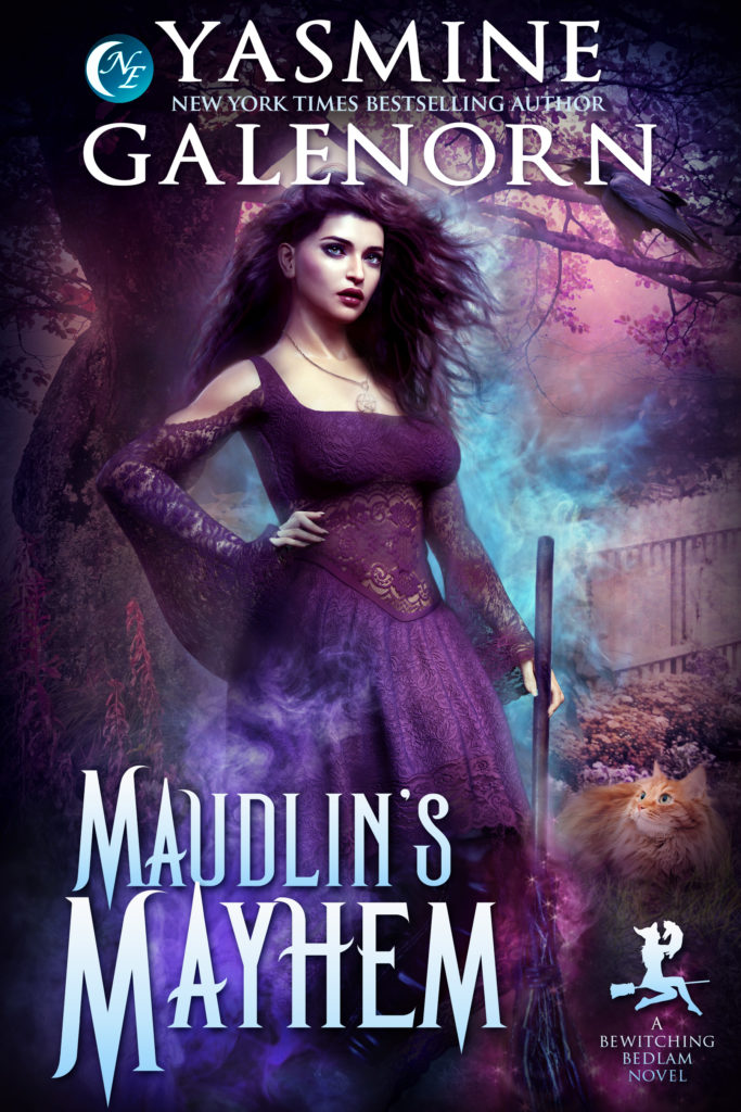 Book Cover: Maudlin's Mayhem
