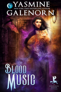 Book Cover: Blood Music