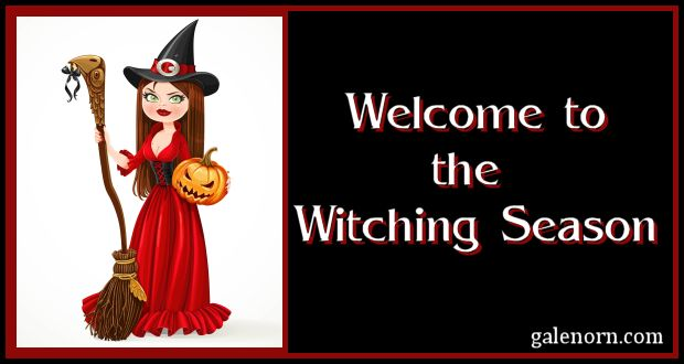 Welcome to the Witching Season