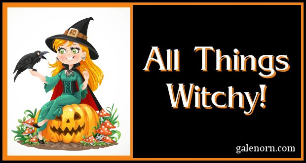 All Things Witchy Cute Witch