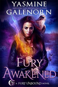 Fury Awakened Cover