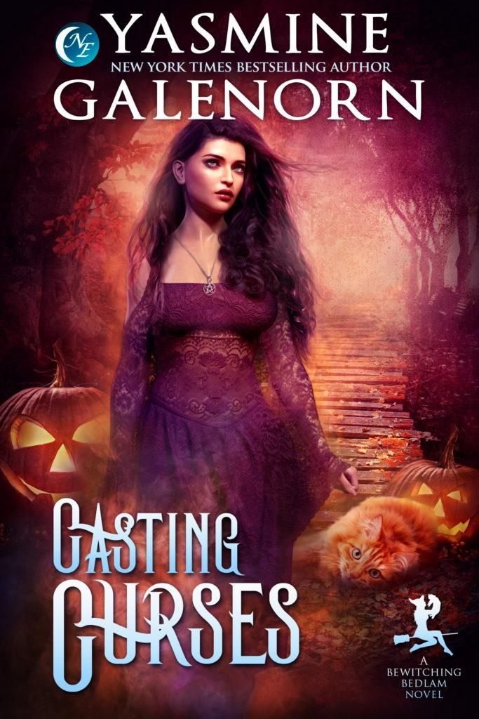 Book Cover: Casting Curses