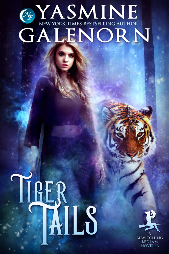 Book Cover: Tiger Tails