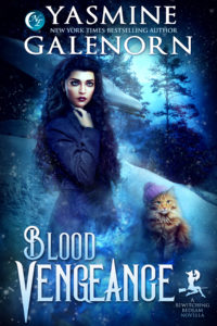 Book Cover: Blood Vengeance