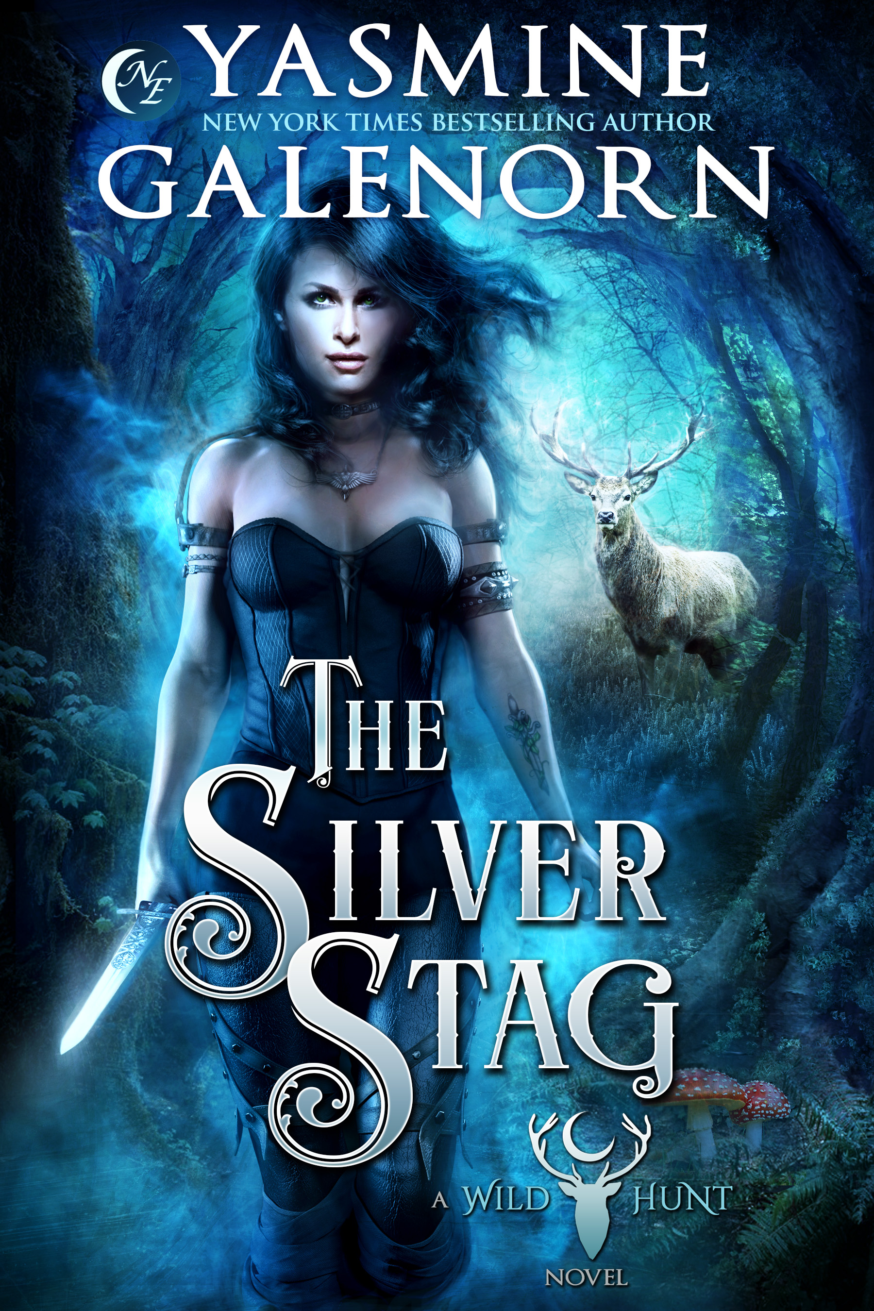 The silver Stag cover