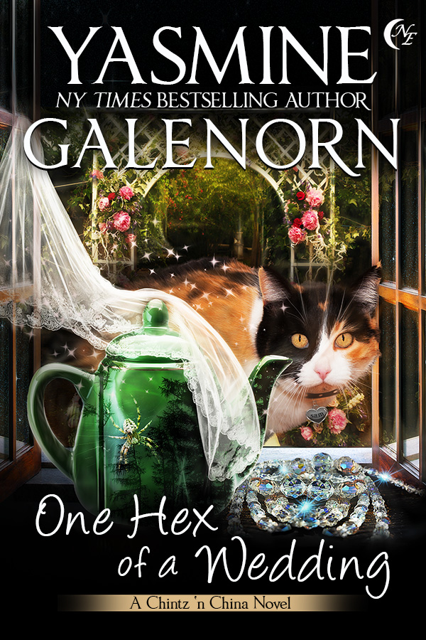 Backlist Blitz Excerpt: One Hex of a Wedding
