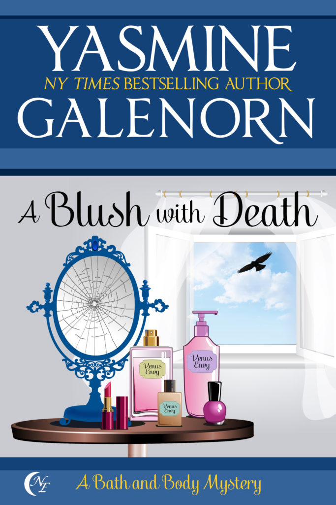 Backlist Blitz Excerpt: A Blush With Death