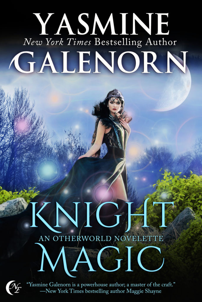 KNIGHT MAGIC RELEASE DAY!