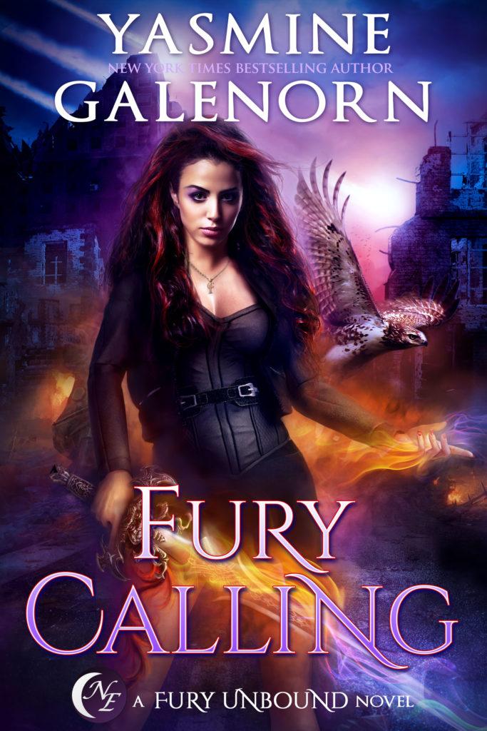 Backlist Blitz Excerpt: Fury Calling