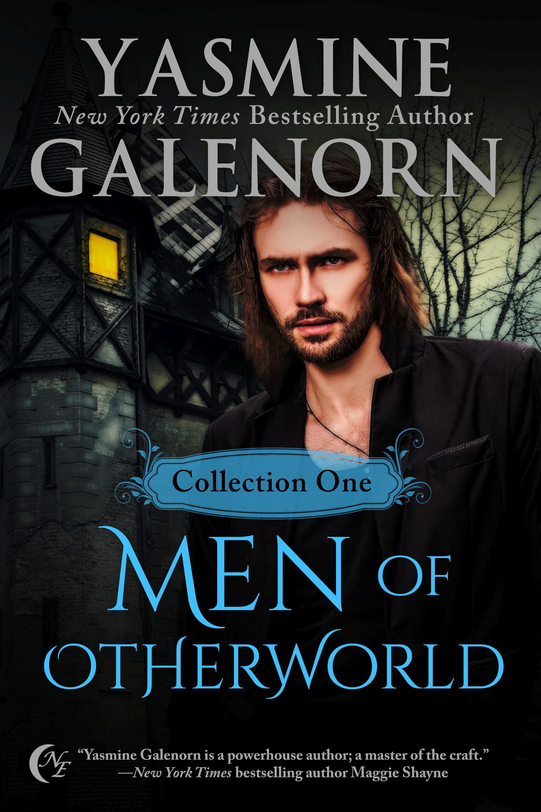 Backlist Blitz Excerpt: Men of Otherworld: Collection One