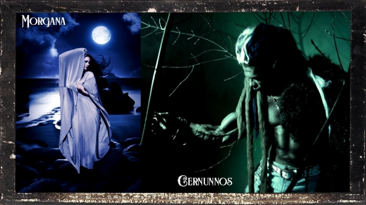 Cernunnos and Morgana