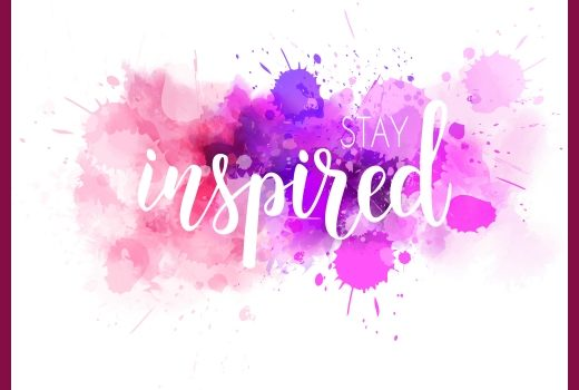 Inspiration Corner: Taking that First Step