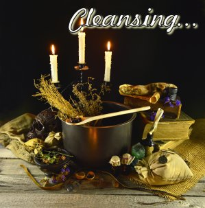 cleansing magick