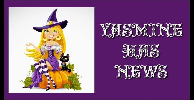 Yasmine has news