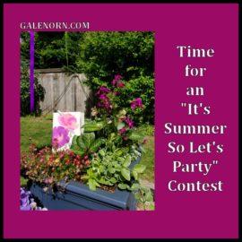 Summer Contest!