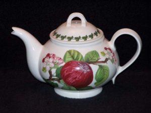 Portmeirion Pomona teapot