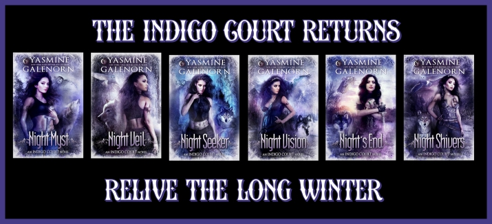 Indigo Court Covers