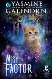 Book Cover: The Wish Factor