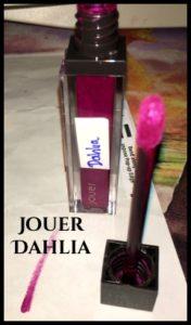 Jouer Dahlia Liquid Lipstick