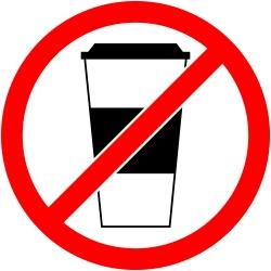 No Coffee