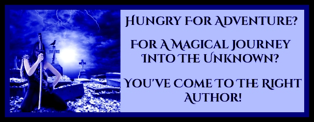 Hungry for magical adventure? You've come to the right place!