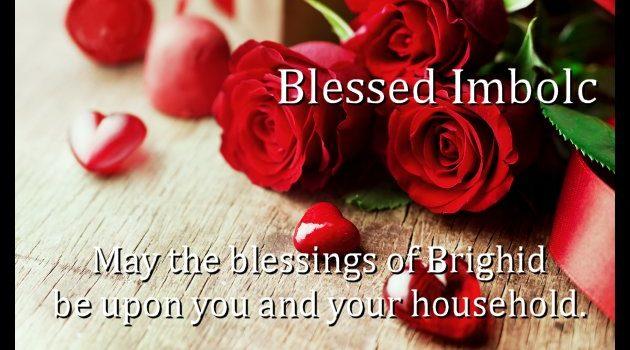 Blessed Imbolc