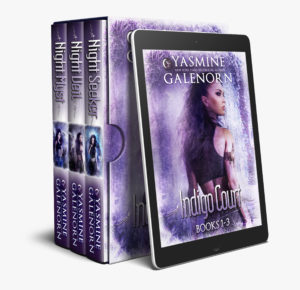 Indigo Court Boxed Set 1