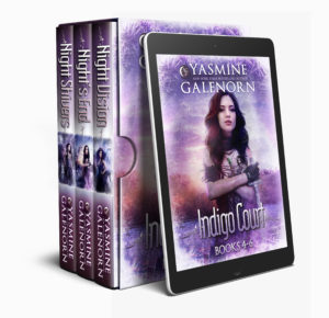 Indigo Court Boxed Set 2