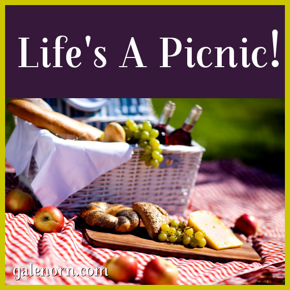 Beautiful picnic display.