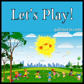 Summer Fun: Let's Play!