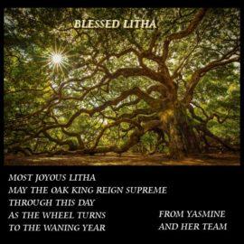 Blessed Litha