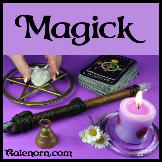 Magick post
