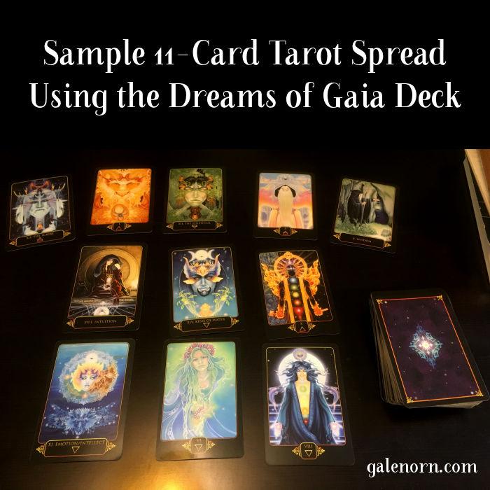 One of my favorite Tarot spreads… – Yasmine Galenorn