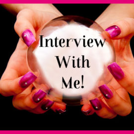 The Wiccan-Pagan Times Interviewed Me