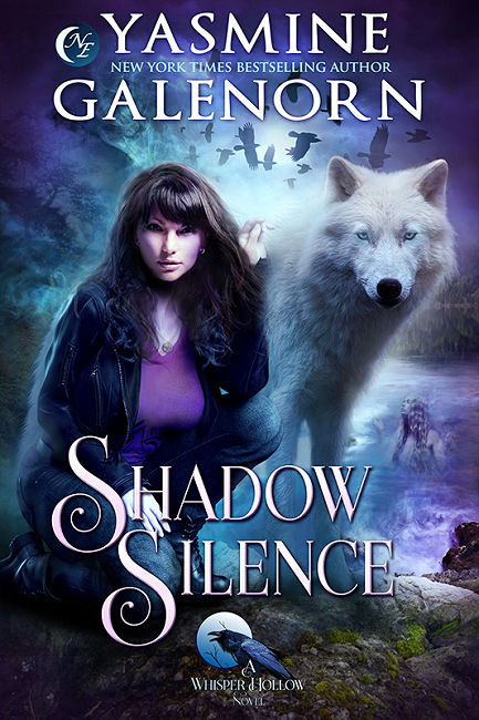 Shadow Silence New Cover