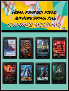 Summer Beach Reads From Urban Fantasy Fiend Authors
